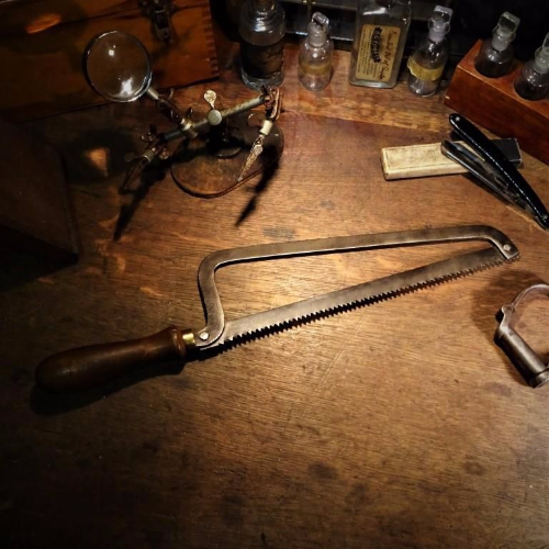 18th/19th Century Medical Amputation Saw